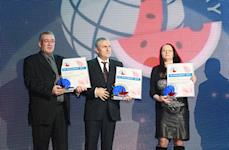 Moscow 2013 - Awards Of CHC Sea Side Resort & Spa for season 2012